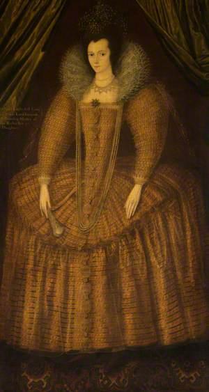 Margaret Gerard (1569/1570–1603), Lady Legh
