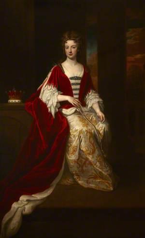 Geertruid Johanna de Quirina van der Duyn (d.1741), Countess of Albemarle