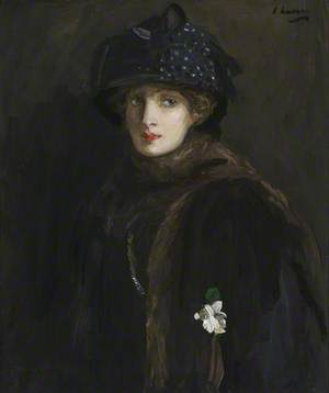 Hazel Martyn (1880–1935), Mrs Lavery (formerly Mrs Trudeau), Later Lady Lavery