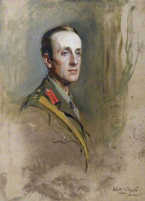 Sir Charles Stewart Henry Vane-Tempest-Stewart (1878–1949), Viscount Castlereagh, Later 7th Marquess of Londonderry
