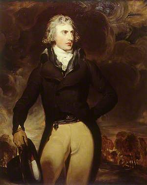 Robert Stewart (1769–1822), Viscount Castlereagh, Later 2nd Marquess of Londonderry, KG, GCH, FRS, PC, MP