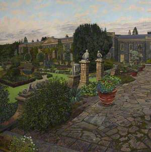 The Dodo Terrace, Mount Stewart