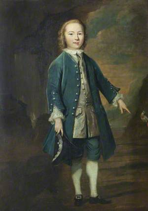 Wilson Aylesbury Roberts the Younger (1770–1853), of Bewdley and Packwood, as a Boy