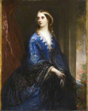 Maria Harriet Hesketh (1826–1905), Lady Palk, Later Baroness Haldon
