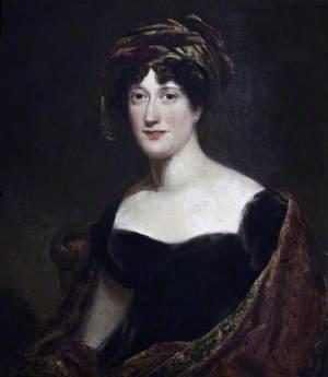 Lady Anne Margaret Coke (1779–1843), Viscountess Anson