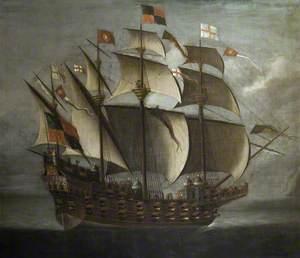 HMS 'Great Harry'