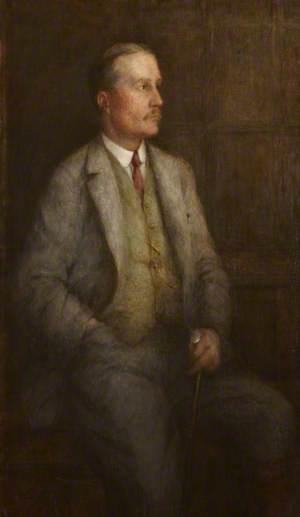 Colonel William Arbuthnot Lenox-Conyngham (1857–1938)