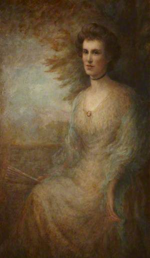 Mina Lowry (1866–1961), Mrs William Arbuthnot Lenox-Conyngham
