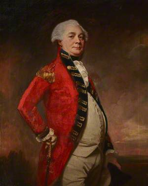 Brigadier-General Lawrence Nilson (1734–1811)