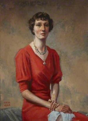 Laura Lenox-Conyngham (b.1907), Mrs Robert Alexander
