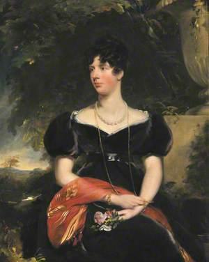 Elizabeth Sykes (1775–1853), Mrs Wilbraham Egerton