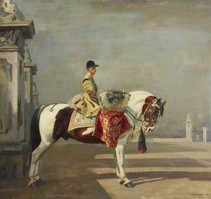 The Drummer of His Majesty's First Life Guards