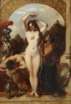 Mars, Venus and an Attendant