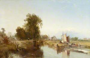 The Old Lock, Windsor