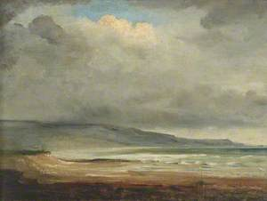 Rain Clouds, Weymouth Bay, Dorset