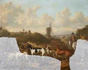 Greyhounds and Horseman
