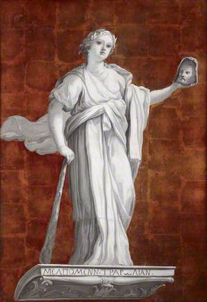 Melpomene, the Muse of Tragedy