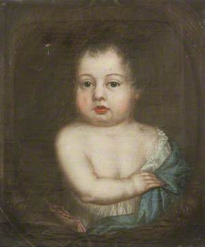 Portrait of an Unknown Child