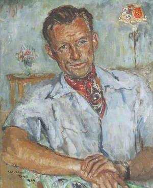 Peregrine Francis Adelbert Cust (1899–1978), 6th Baron Brownlow