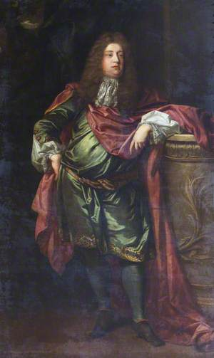 Sir William Brownlow (1665–1702), 4th Bt of Humby, MP