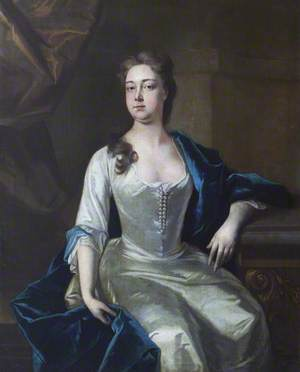 Ursula Cust (1684–1757), Mrs Richard Newton
