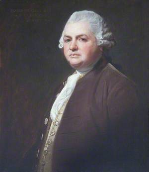 Peregrine Cust (1723–1785), MP