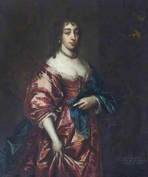 Anne Margaret Long (c.1637–1711), Lady Mason