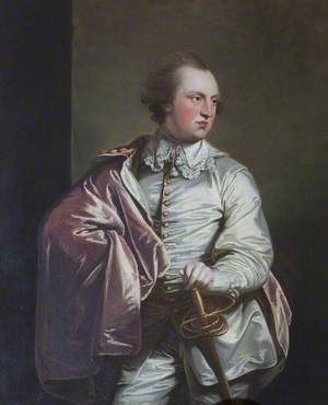 Sir Brownlow Cust (1744–1807), 1st Baron Brownlow