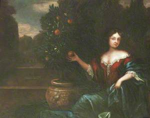 Called 'Elizabeth Freke (1634–1684), Lady Brownlow'