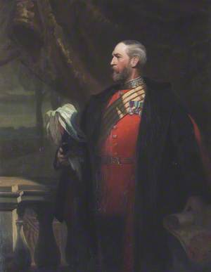 Adelbert Wellington Brownlow Cust (1844–1921), 3rd Earl Brownlow, GCVO, PC, MP