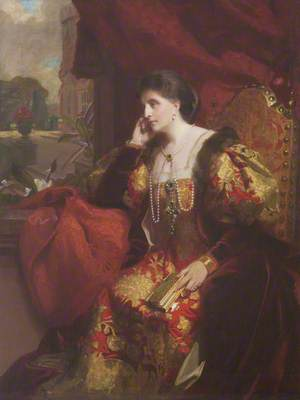 Lady Adelaide Chetwynd-Talbot (1844–1917), Countess Brownlow