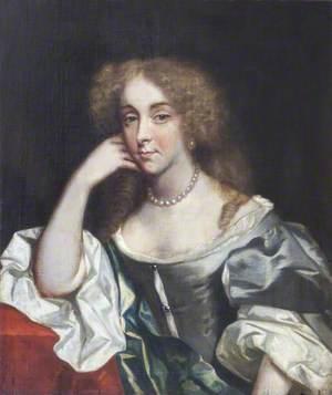 Ursula Woodcock (1659–1683/1684), Lady Cust