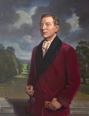 Peregrine Francis Adelbert Cust (1899–1978), 6th Baron Brownlow