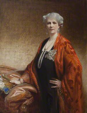 Maud Buckle (d.1936), Lady Brownlow