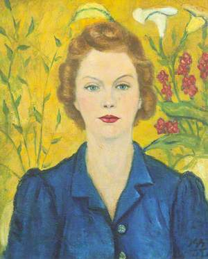 Katherine 'Kitty' Hariot Kinloch (d.1952), Lady Brownlow (?)