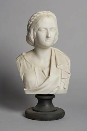 Lady Marian Compton (1817–1888), Viscountess Alford