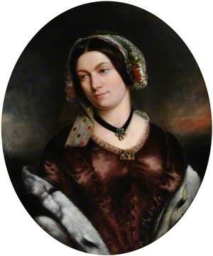 Elizabeth Cattle, Mrs Robert Davies