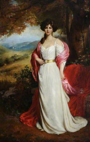 The Honourable Enid Edith Wilson (1878–1957), Countess of Chesterfield
