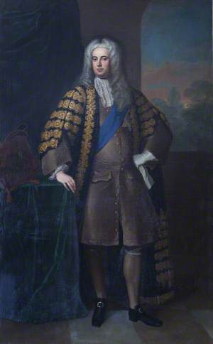 Sir Robert Walpole (1676–1745), 1st Earl of Orford, KG