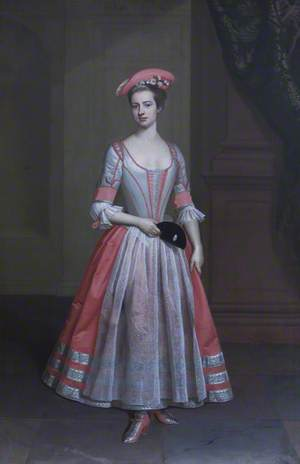 Henrietta Hobart (c.1688–1743), the Honourable Mrs Howard, Later Countess of Suffolk