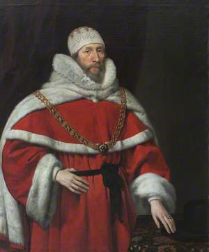 Chief Justice Sir Henry Hobart (d.1625), 1st Bt