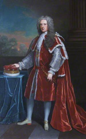 Thomas Coke (1697–1759), 1st Earl of Leicester