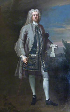 Sir Thomas Saunders Sebright (1692–1736), 4th Bt