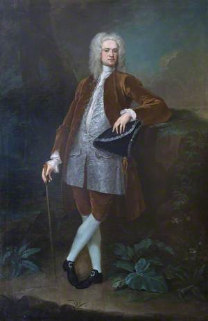 Sir Thomas Saunders Sebright (1692–1736), 4th Bt
