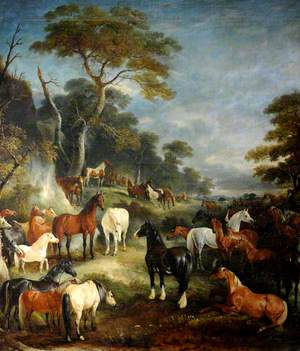 The Council of Horses
