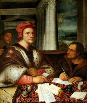 Ferry Carondolet (1473–1528), and His Secretary