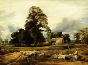 Kingsey Village, near Thame, Oxfordshire