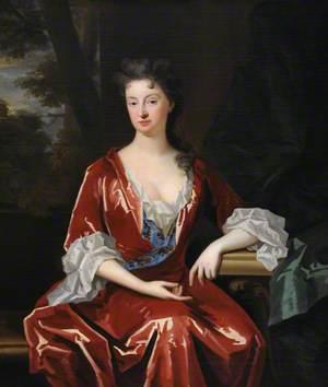 The Honourable Jemima Crewe (d.1728), Duchess of Kent