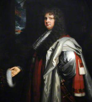 Thomas Crewe (1623–1697), 2nd Baron Crewe