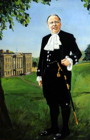 Henry Francis Harpur-Crewe (1921–1991), High Sheriff of Derbyshire